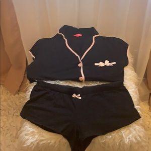 Betsy Johnson Pajama Set 🎀